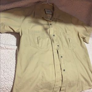 Basic button up